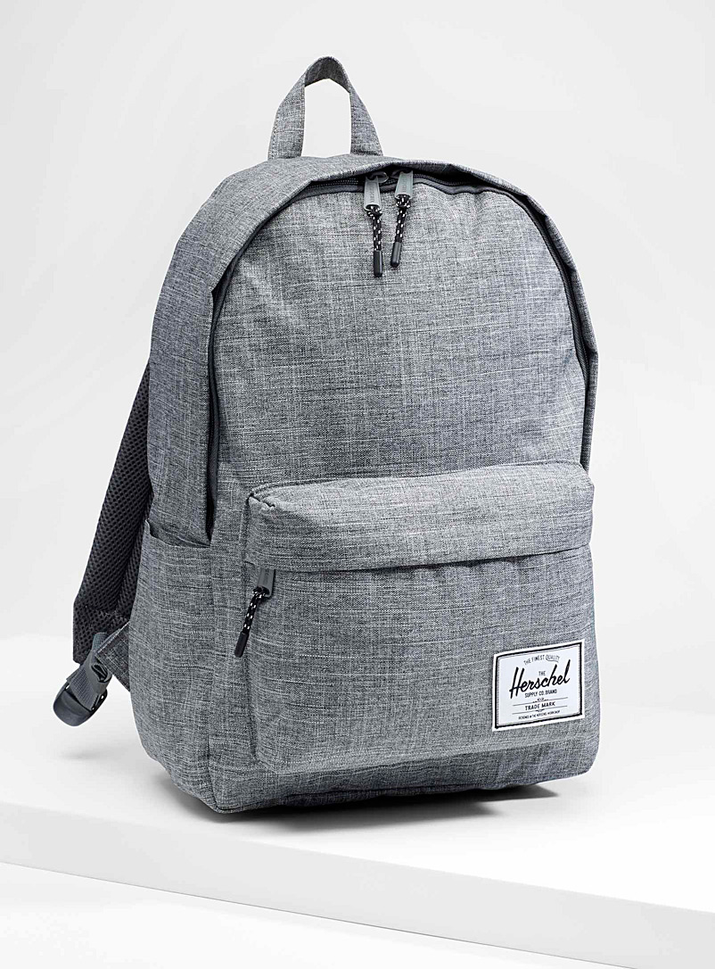 Herschel Black Classic XL backpack for women