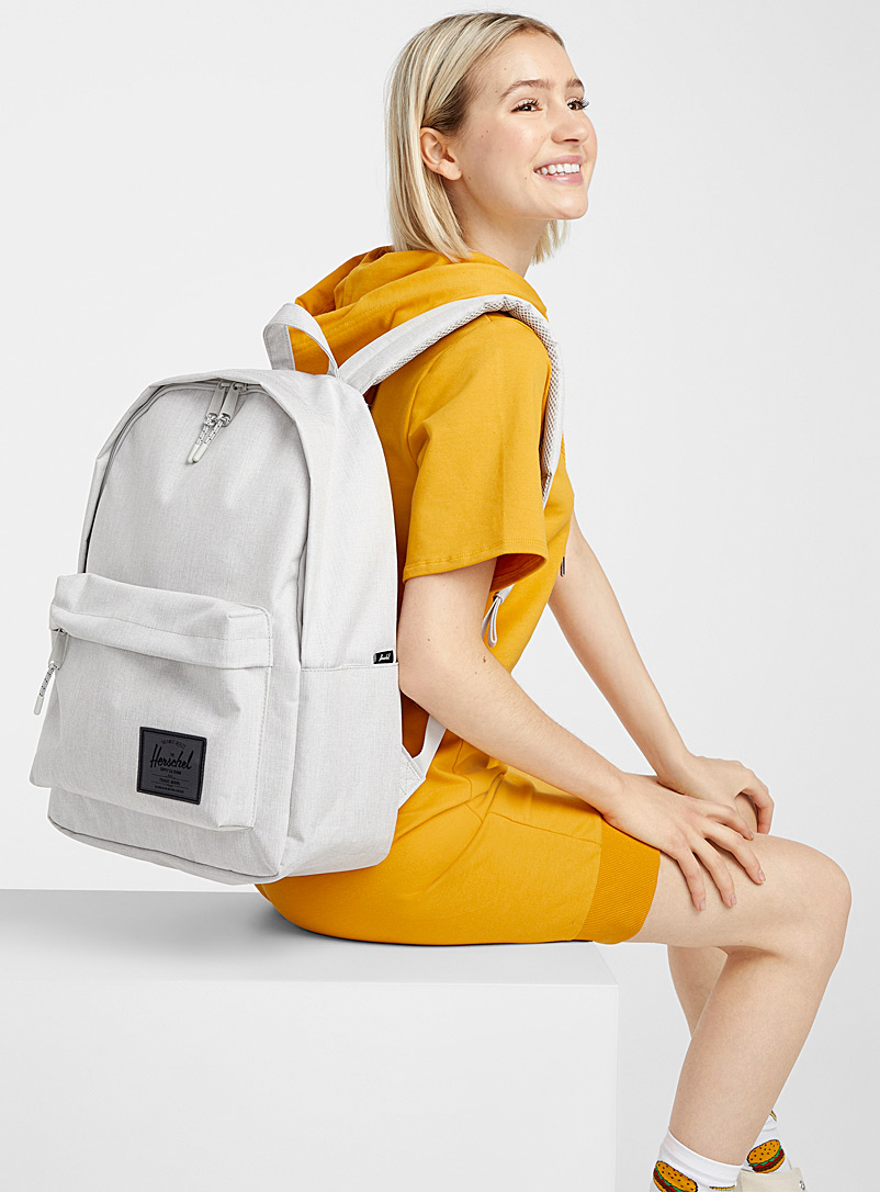 Classic XL backpack - Backpacks - Light grey