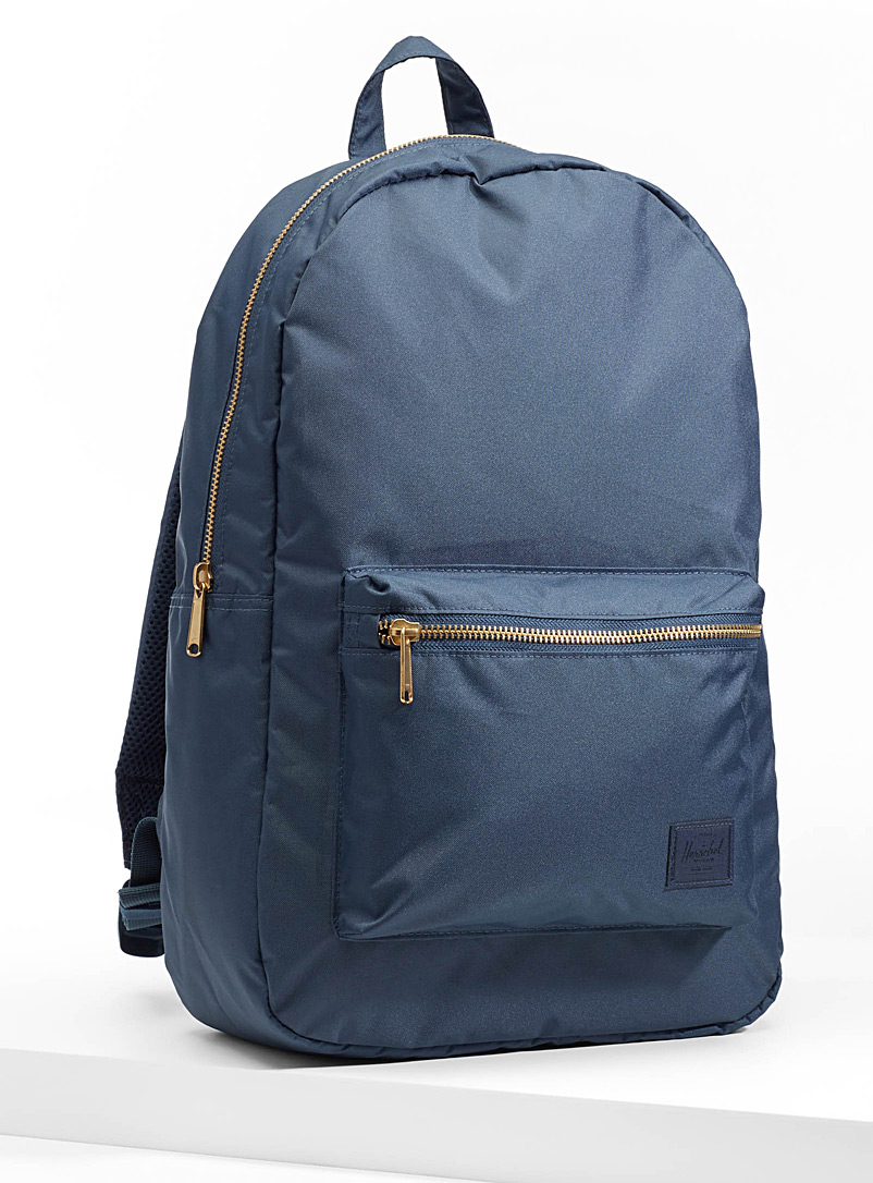 Herschel Marine Blue Light Settlement backpack for women