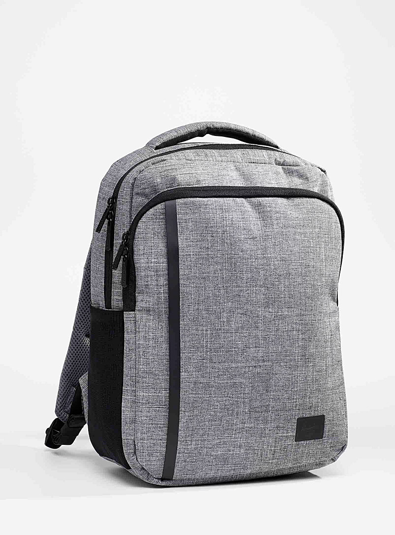 Herschel Dark Grey Tech Daypack backpack for women