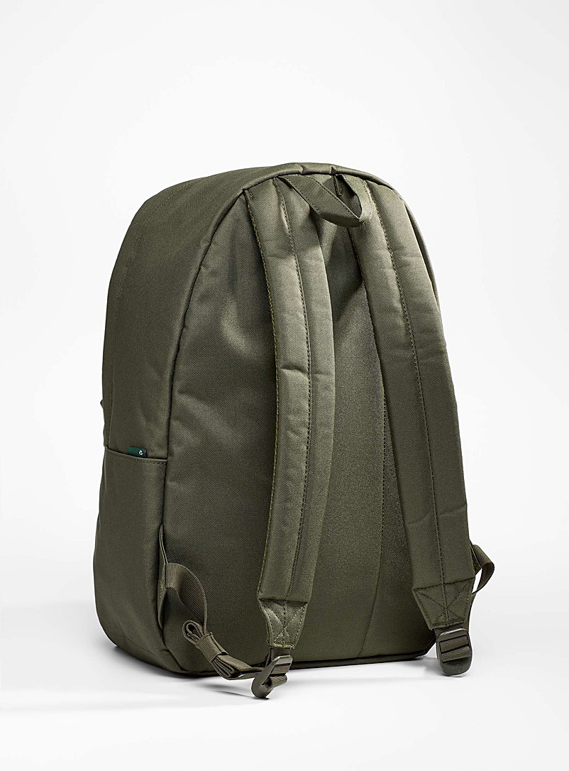 Herschel Mossy Green Eco-friendly Classic XL backpack for women