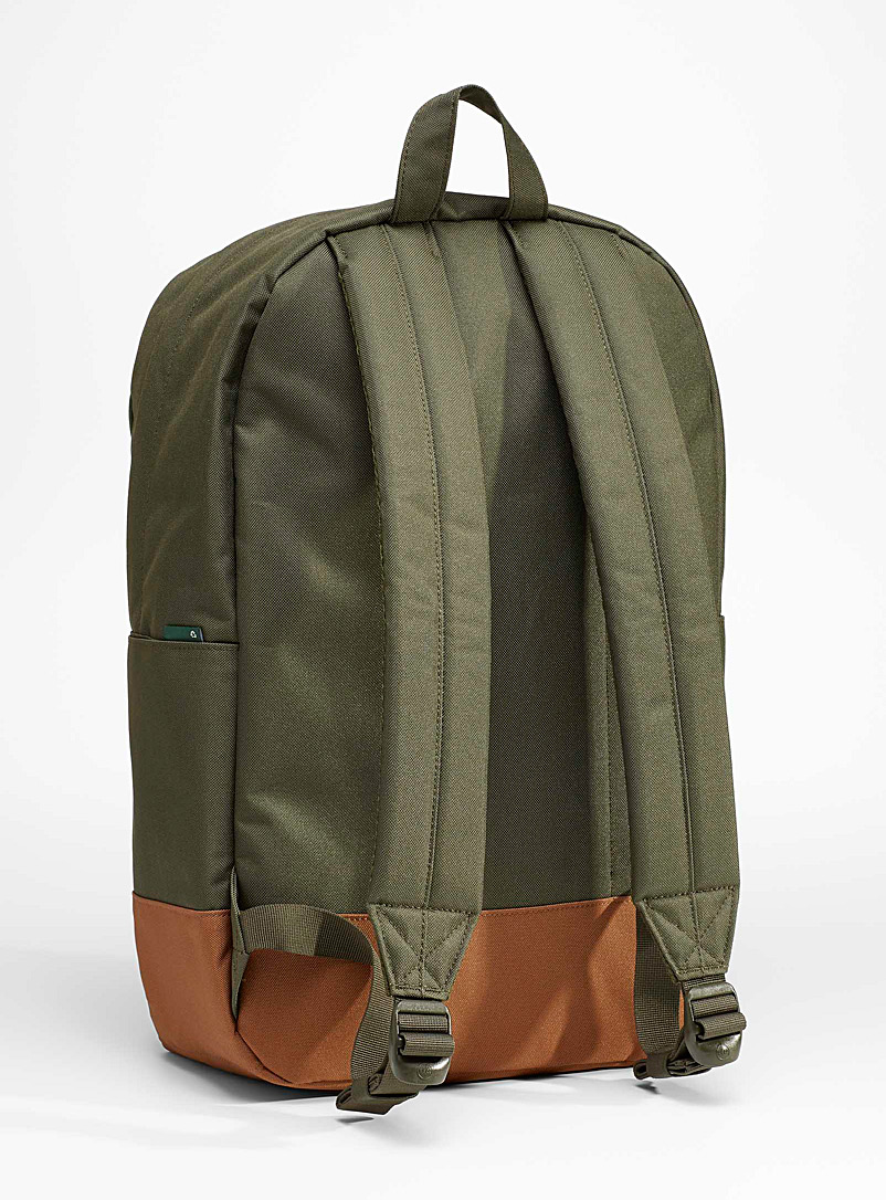 Herschel Pink Recycled Heritage backpack for women