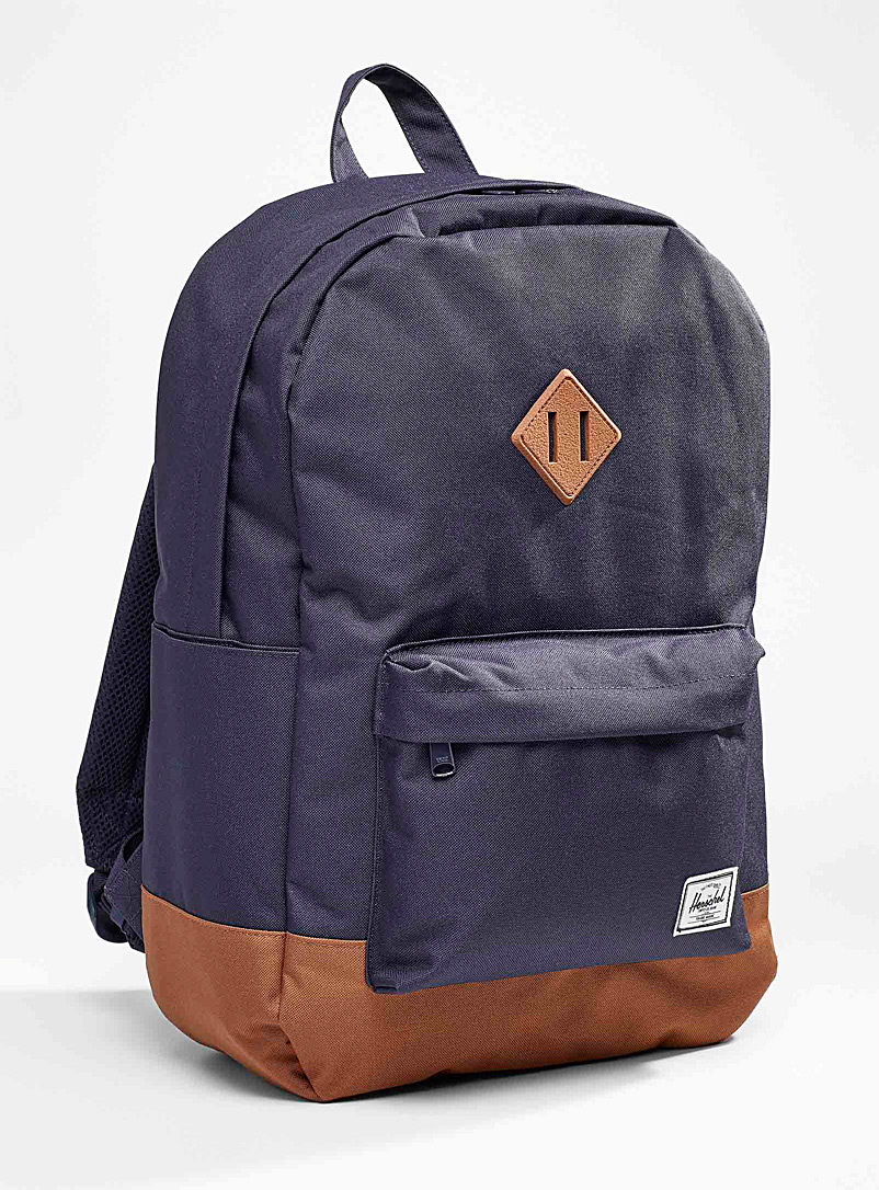 Herschel Sapphire Blue Recycled Heritage backpack for women