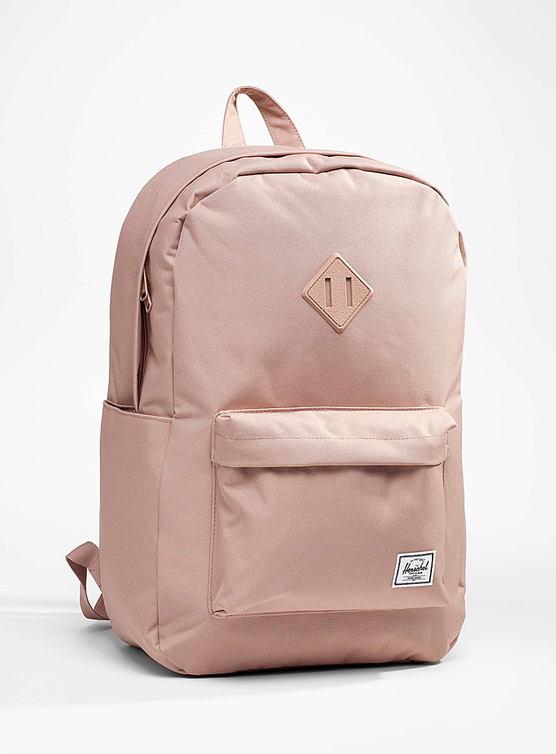 Herschel Pink Heritage backpack for women