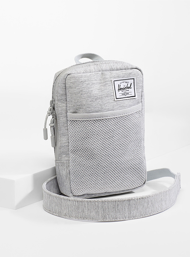 Herschel Grey Sinclair shoulder bag for women