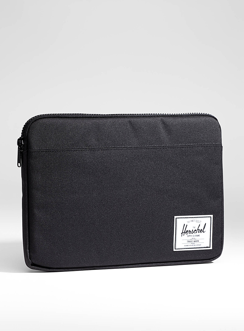 13&quote; Anchor laptop case - Assorted Extras - Black