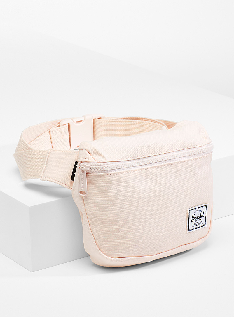 Herschel Peach Fifteen solid belt bag for women