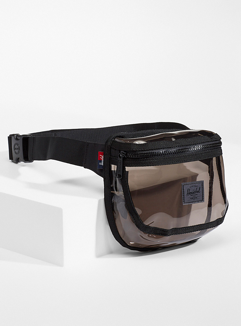 Herschel Assorted Fifteen transparent belt bag for men