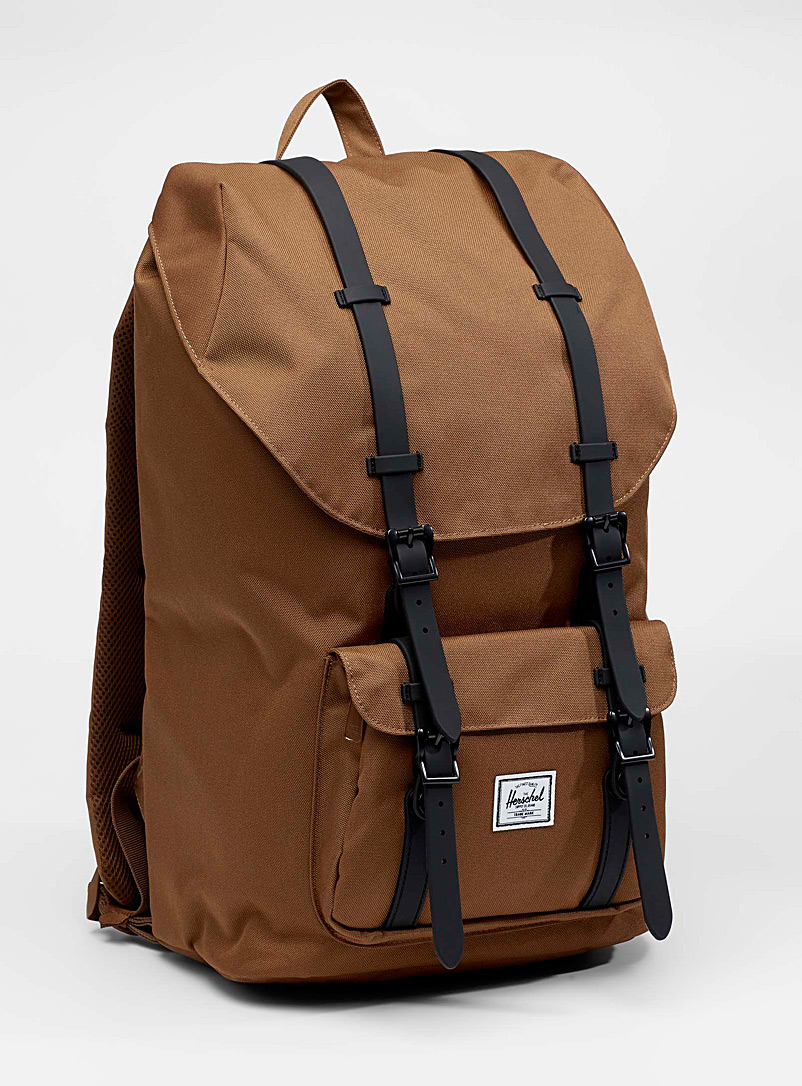 Little America backpack - Backpacks - Fawn