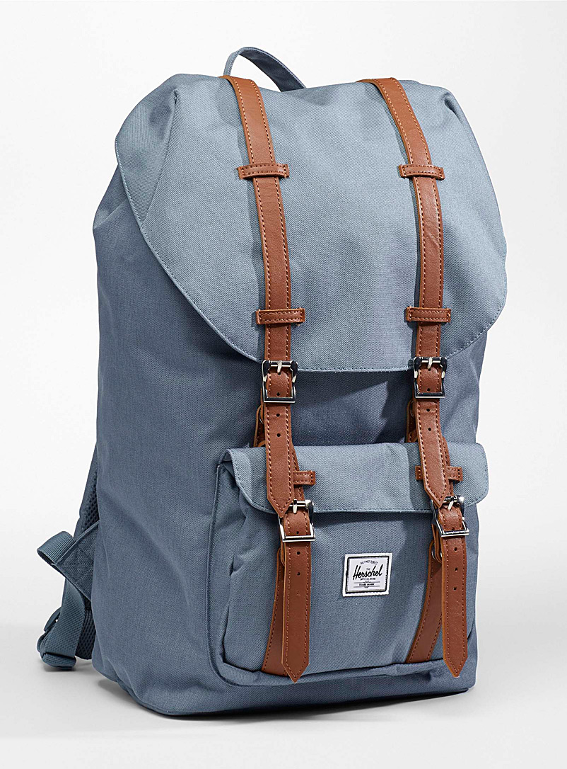 Herschel Sapphire Blue Little America backpack for women