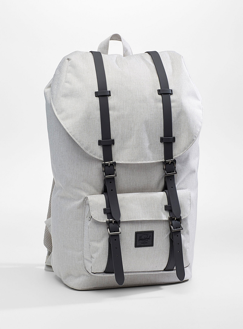 Little America backpack - Backpacks - Light grey