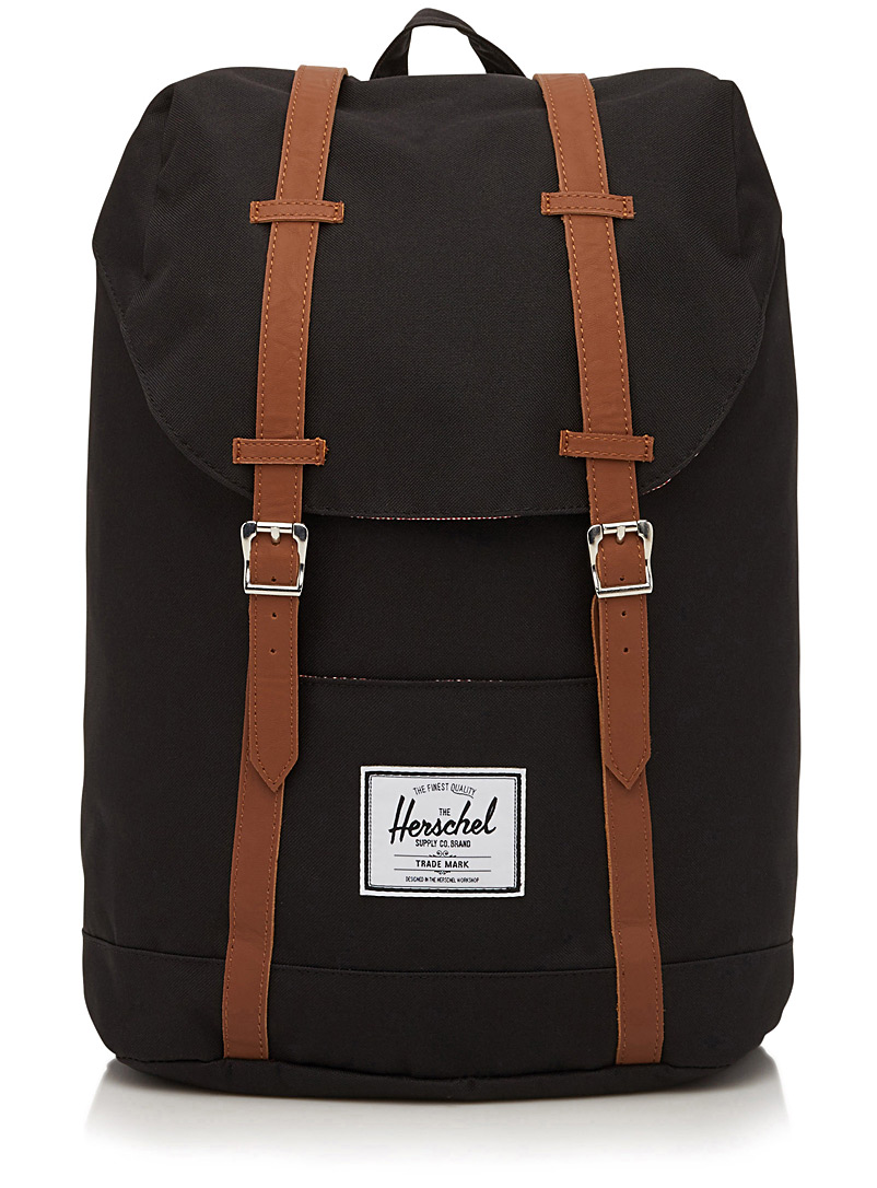 Retreat backpack - Backpacks - Black
