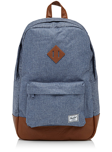 Chambray Heritage backpack