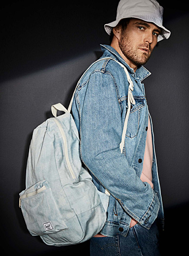 Denim Daypack backpack