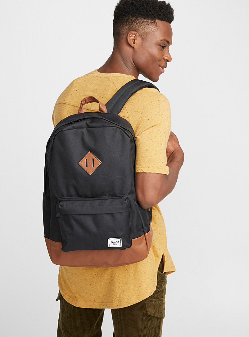 Heritage backpack - Backpacks - Black