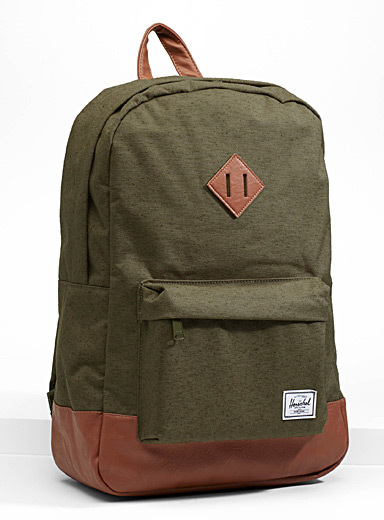 Heritage 21.5 litre backpack