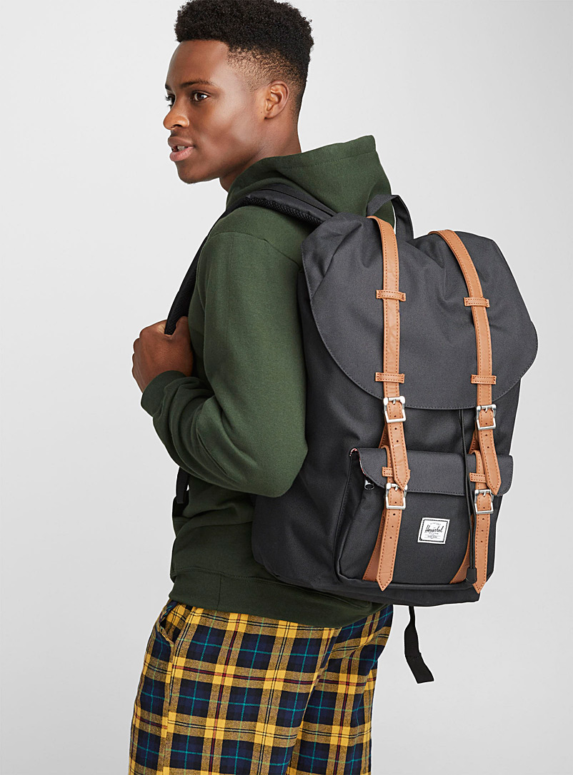 Little America backpack - Backpacks - Black