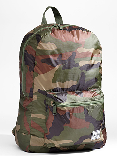 Le sac à dos compressible Daypack
