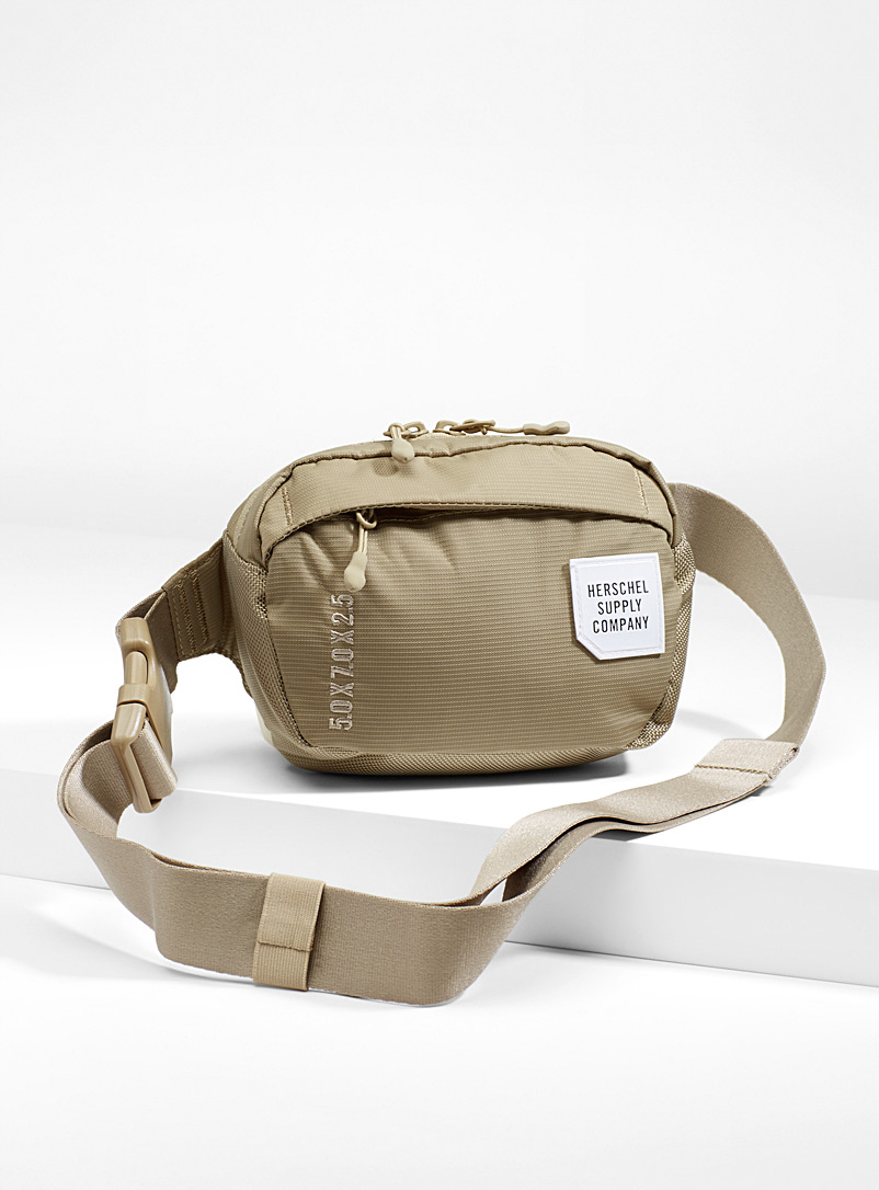 Tour small belt bag - Belt bags - Sand