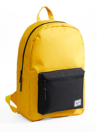 Settlement two-tone backpack