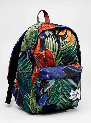 Classic XL solid backpack