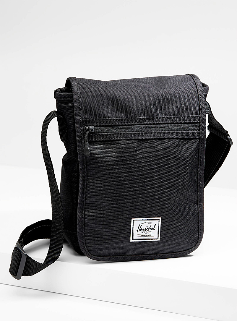 Flap shoulder bag - Shoulder bags - Black
