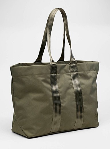 Herschel Khaki Skaha weekend bag for men
