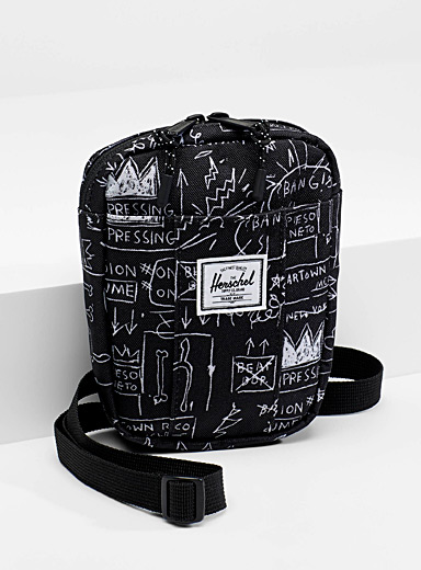 Cruz Basquiat shoulder bag