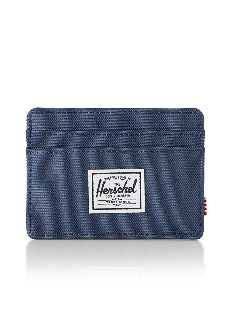 Charlie card holder - Wallets - Marine Blue