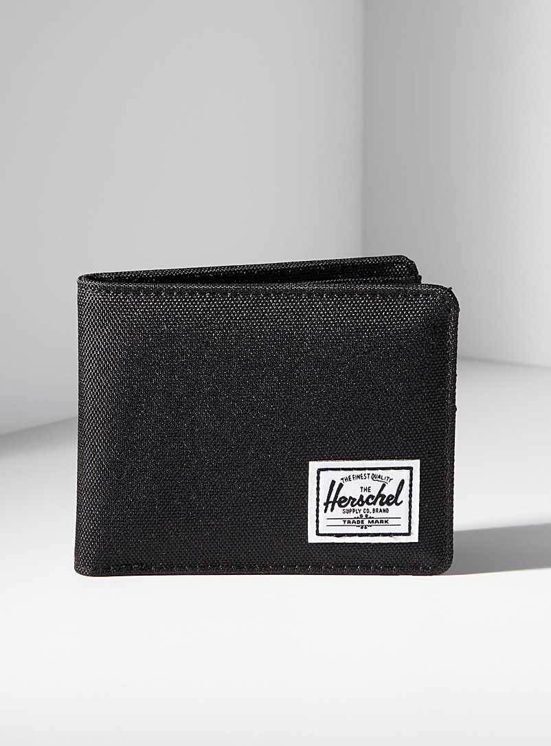 Roy wallet - Canadian Brands - Black