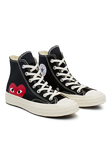 Comme des Garçons Play Chuck Taylor high-top sneakers  Women