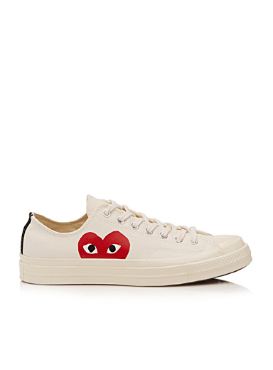 Le sneaker Chuck Taylor logotype <br>Homme
