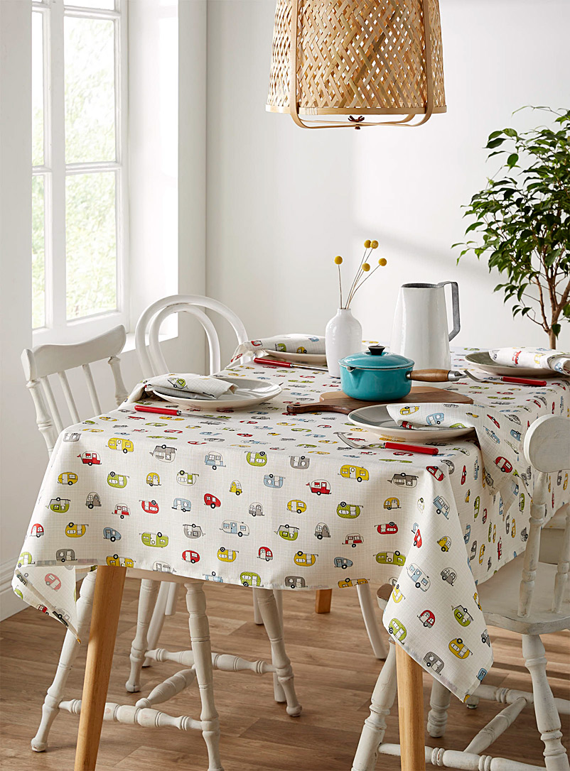 Danica Assorted Caravan parade tablecloth