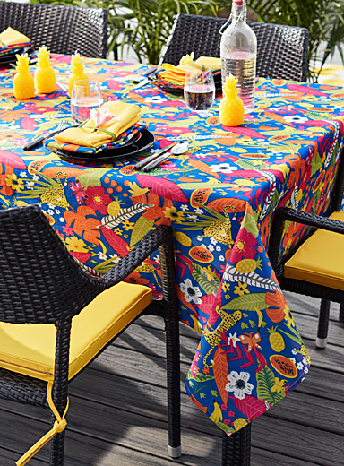 La nappe paradis tropical
