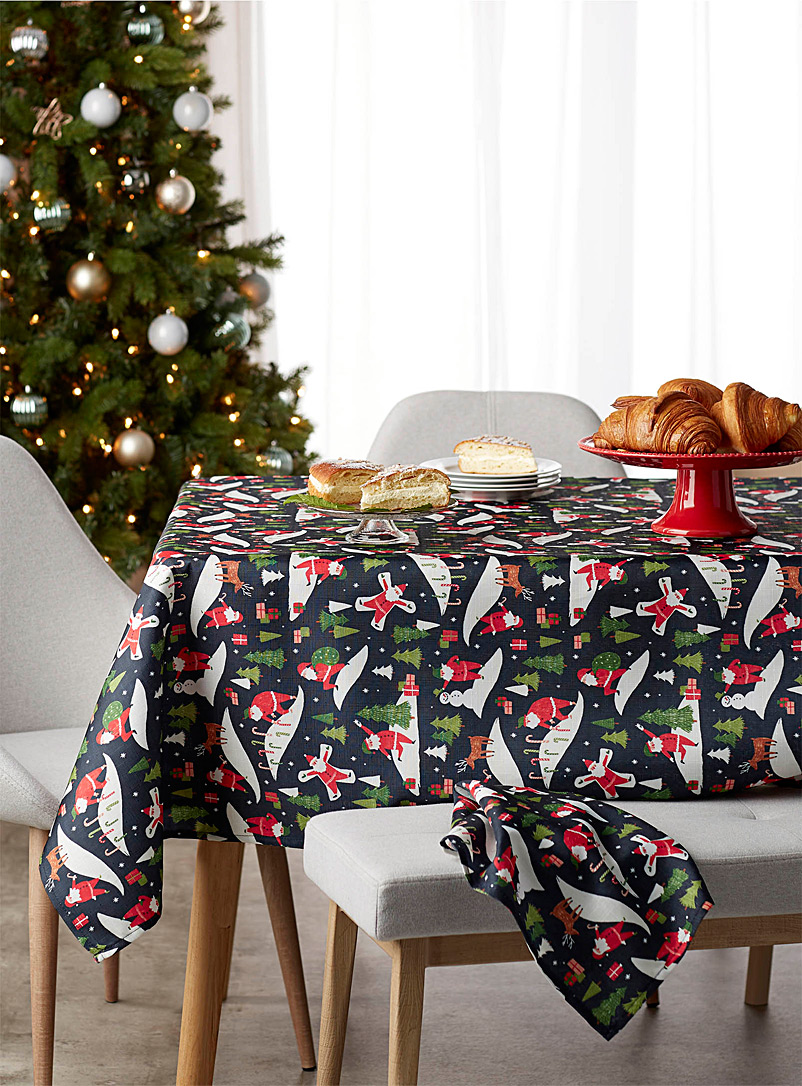 Night of gifts tablecloth