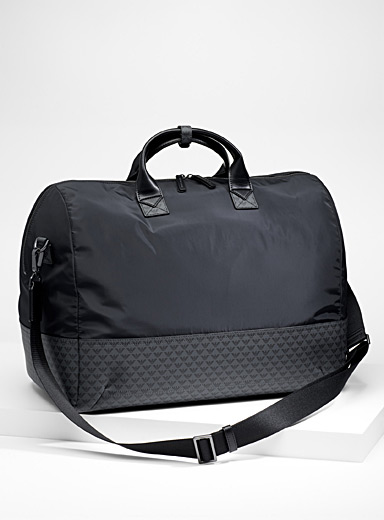 Logotype duffle bag