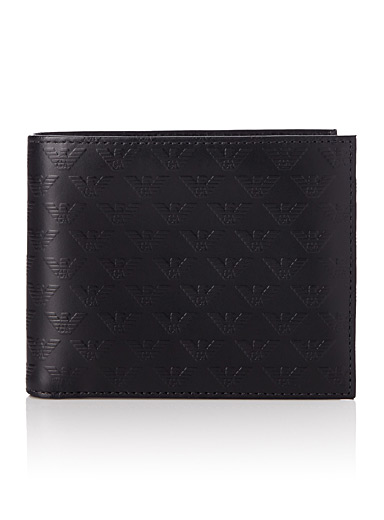Multiplied logo wallet