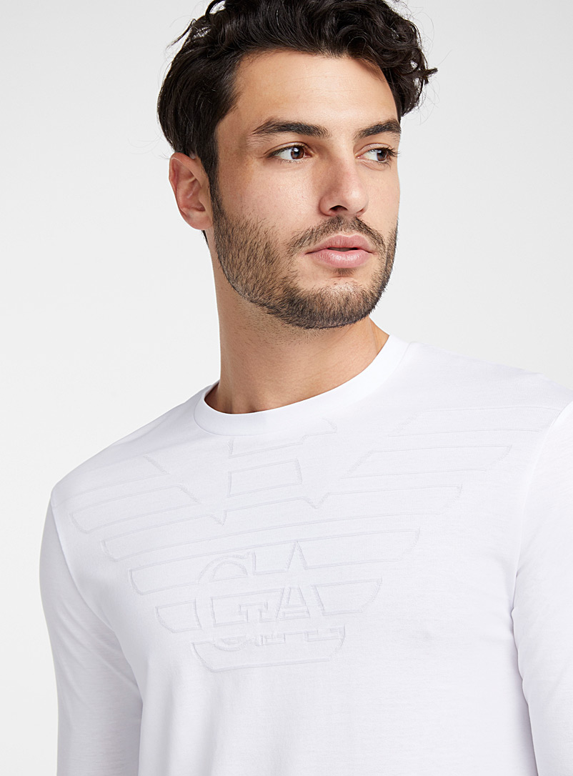 embossed-logo-t-shirt