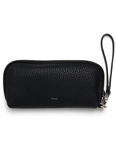 Large supple wallet