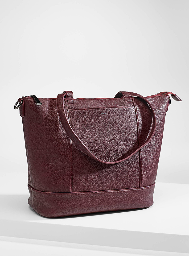 COLAB Ruby Red Everyone tote for women