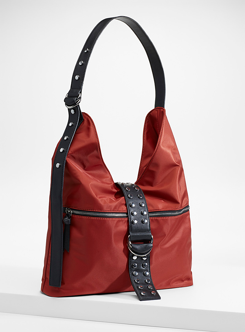 punk-nylon-shoulder-bag