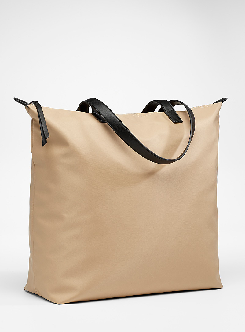 Simons Sand Oversized recycled polyester tote for women