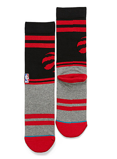 Raptors City GYM socks