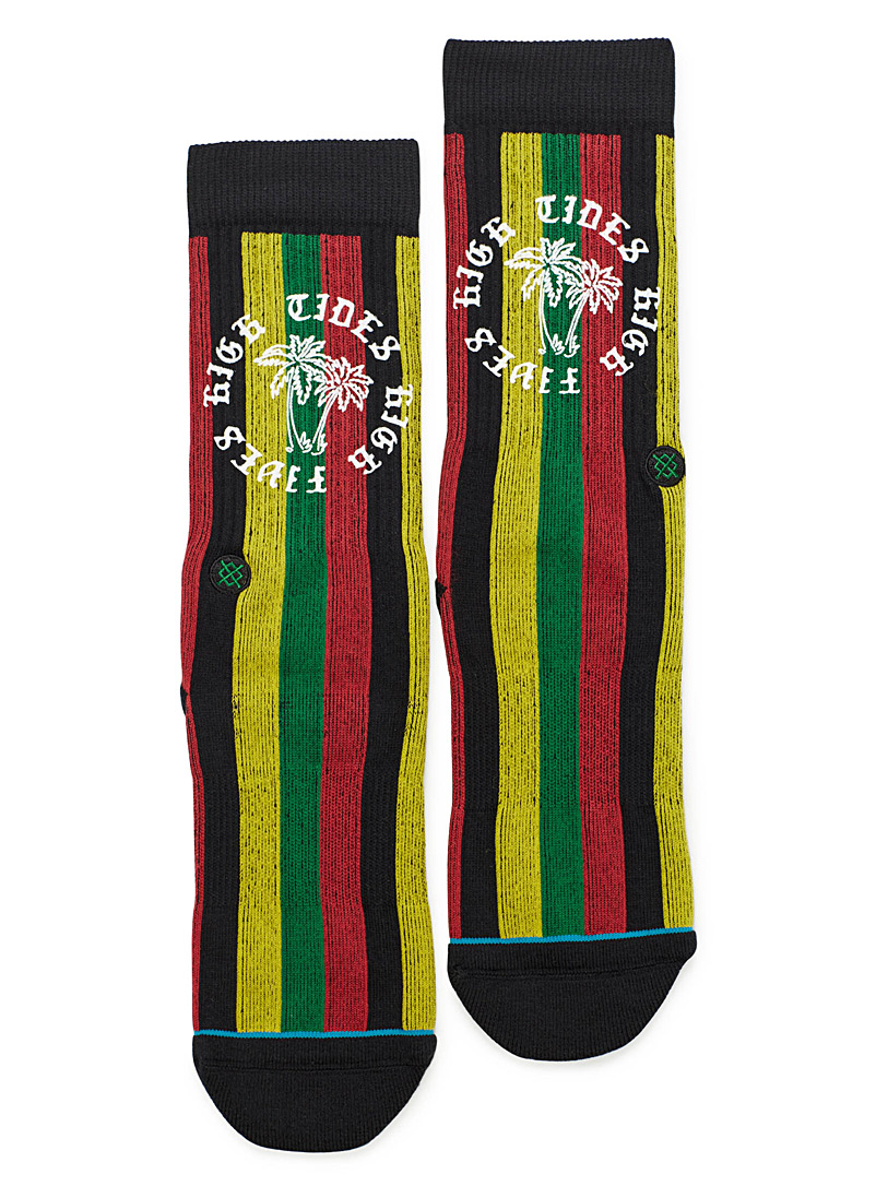 jamaican-striped-socks