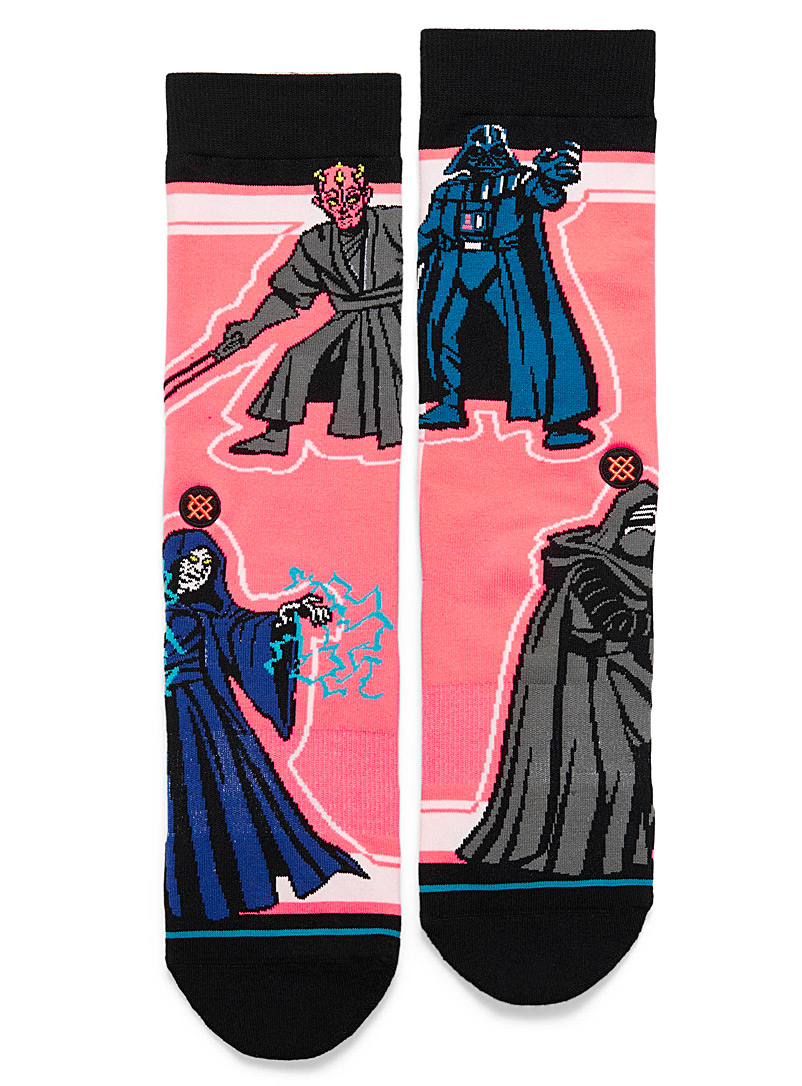 darth-sidious-and-darth-maul-socks