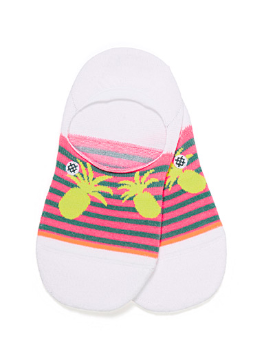 Pretty Pina foot liners