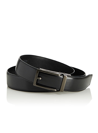 Topstitch automatic belt