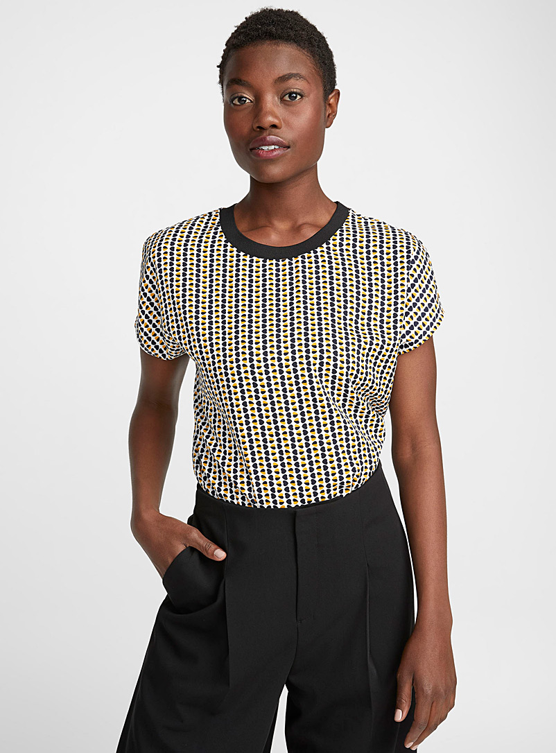 ribbed-collar-silky-blouse