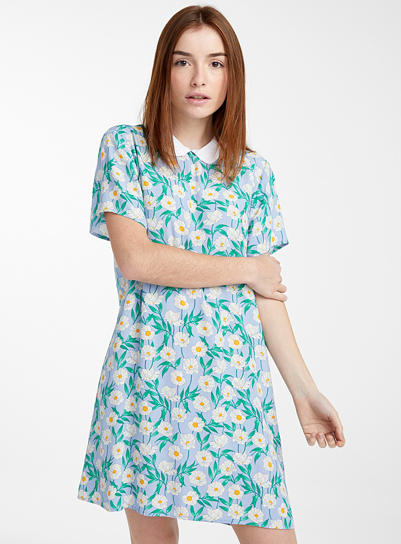 summery-peter-pan-collar-dress