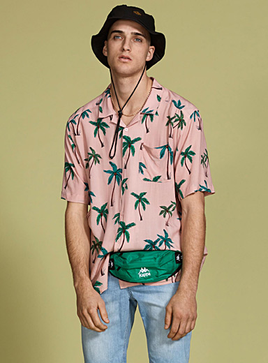 Neo tropical camp shirt